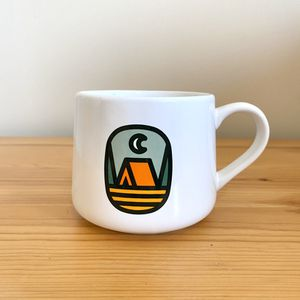 New created co the great outdoors camping tent coffee mug for Sale in Santa Ana, CA