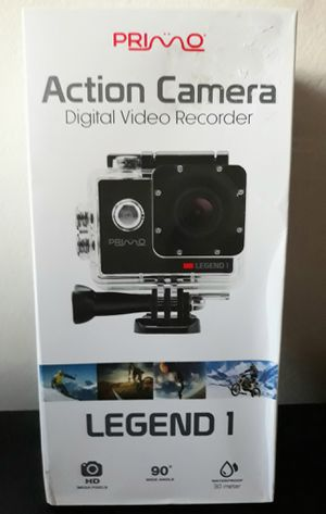 Primo Action Camera Legend 1 Digital Video Recorder for Sale in Fullerton, CA