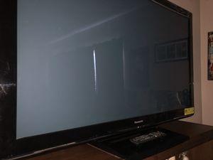 "2011 Panasonic 50"" Plasma TV for Sale in Fontana, CA"