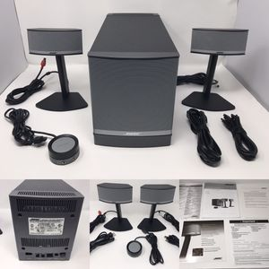 Bose Companion 5 Multimedia Speaker System - Excellent Condition for Sale in Livermore, CA