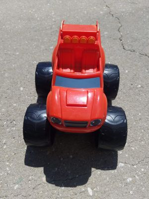 Disney toy car blaze for Sale in Davenport, FL