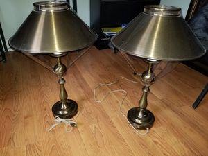 2 Lamparas for Sale in Avon Park, FL