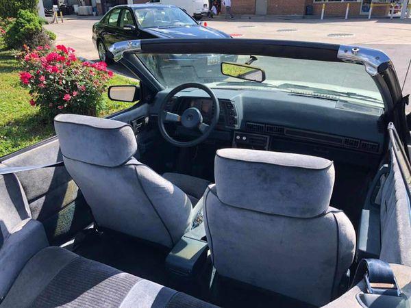 1988 Chevy Z28