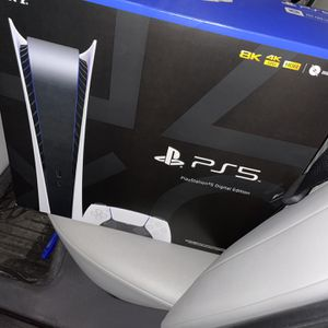 PlayStation 5 DIGITAL EDITION for Sale in Chicago, IL