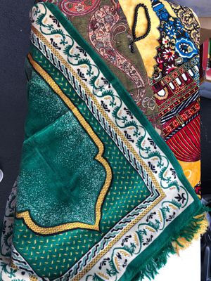 Prayer blankets with beads (3) for Sale in Manassas, VA