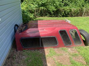 Ford F-150 camper shell for Sale in Richmond, VA