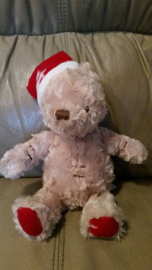 Xmas bear stuffed animal for Sale in Mission Viejo, CA
