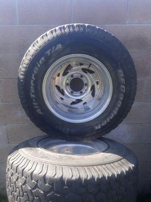 Mickey Thomson's wheels for Sale in Bakersfield, CA