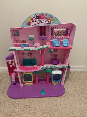 Shopkins Súper Mall for Sale in Lutz, FL