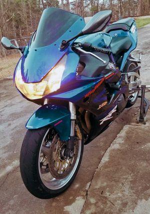 """$400🙏🏼Very Good Condition•2003 Honda CBR954rr """"🙏🏼 for Sale in Dallas, TX"""