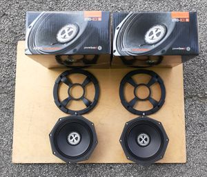 NEW! 8 inch pro audio mid-range speakers for Sale in York, PA