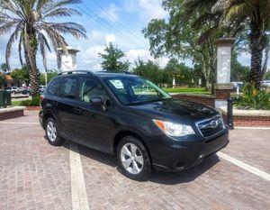 2015 Subaru Forester, 83k Miles $1,500 Down, $12,900 Cash ❇HABLAMOS ESPAÑOL❇ for Sale in Tampa, FL