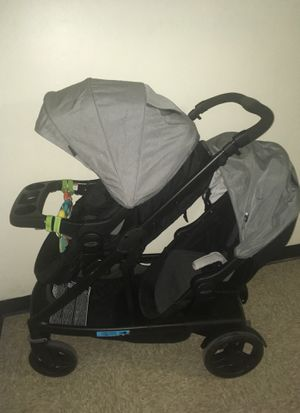 Uno2duo Double Stroller for Sale in Cleveland, OH