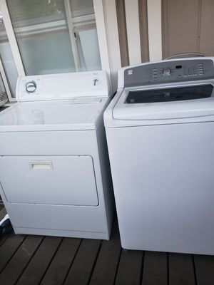Washer and dryer for Sale in Auburn, WA