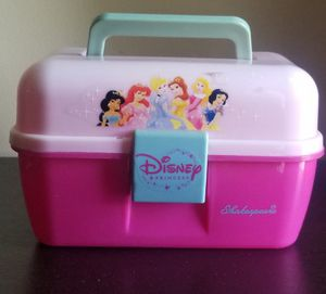 Disney Tackle Box for Sale in West Palm Beach, FL