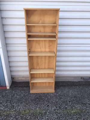 Wood shelf for Sale in College Grove, TN