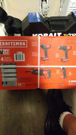 Craftsman combo set. 350 in stores for Sale in Norwalk, CA