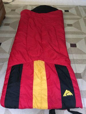 Full size sleeping bag- nylon- $20 for Sale in Fresno, CA