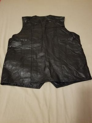 Motorcycle vest perfect condition for Sale in Woonsocket, RI