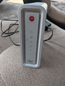 Motorola SB6141 Cable modem for Sale in San Diego,  CA