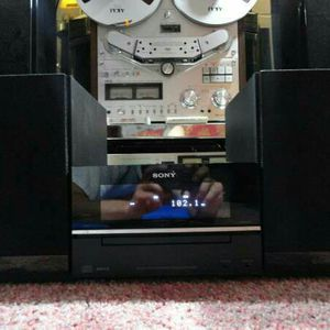 Sony HCD-BX20i Micro Hi-Fi Component Compact Disc Stereo Receiver for Sale in Fairfield, CA
