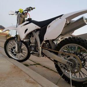 2006 yamaha yz450f for Sale in Fresno, CA