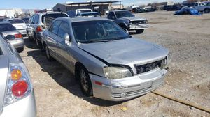 2004 Hyundai XG350 @ U-Pull Auto Parts 047311 for Sale in Nellis Air Force Base, NV
