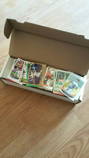 Box Of Baseball Cards for Sale in Phoenix, AZ