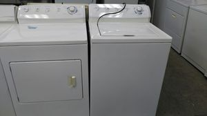 """Frigidaire """"washer/dryer set"""" (white) for Sale in Cleveland, OH"""