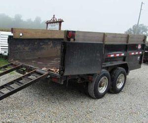 Dump PJ Trailer2OO6 Price$1000 for Sale in Penbrook, PA
