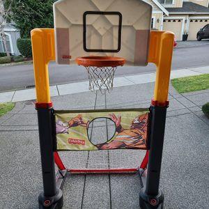 Basketball Hoop For Kids for Sale in Redmond, WA