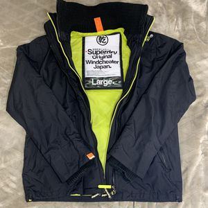 SUPERDRY JAPAN Windcheater Jacket for Sale in NO POTOMAC, MD