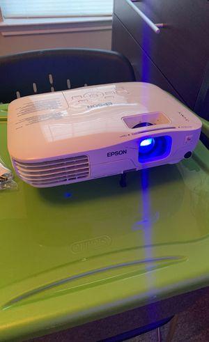 Epson projector for Sale in Abilene, TX
