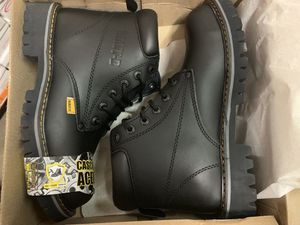 Heavy D Steel Toe Work Boots Size 7-11 for Sale in South Gate, CA