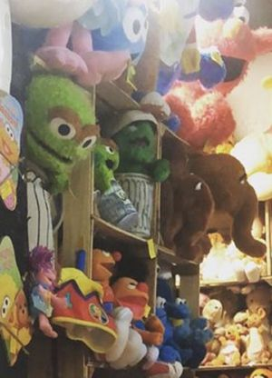 Sesame Street plushies for Sale in Mission, TX