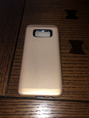 Samsung s8 case for Sale in Frisco, TX
