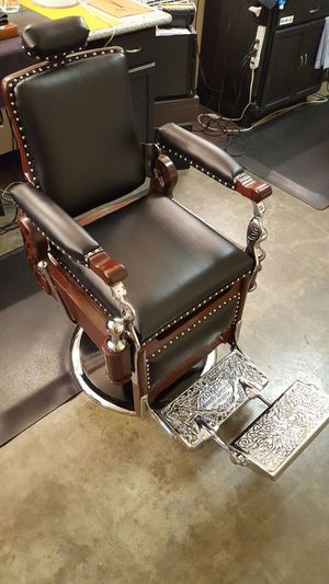 Barber chair for Sale in San Francisco, CA