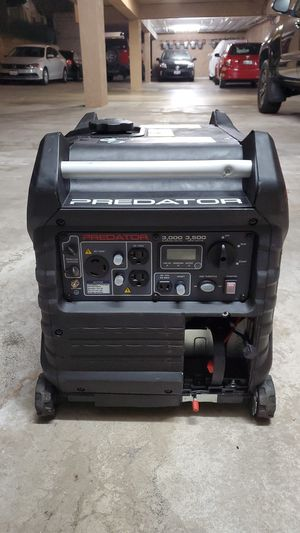 Predator Generator 3500 Inverter for Sale in West Los Angeles, CA