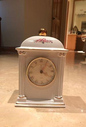 Antique table clock for Sale in Miami, FL