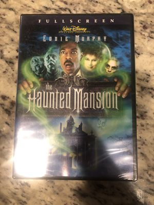 The Haunted Mansion DVD for Sale in West Babylon, NY