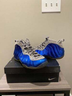 Nike Air Foamposite One - Candy Blue Size: 11 for Sale in Tampa, FL