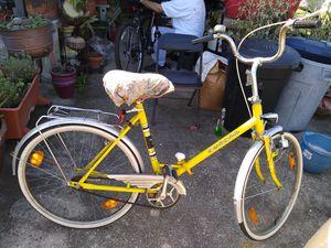 Vintage EUROPP folding bike for Sale in Orlando, FL