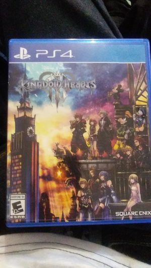 Ps4 Kingdom Hearts for Sale in Portland, OR