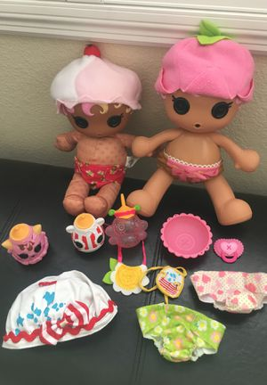 Lalaloopsy dolls and accessories for Sale in Las Vegas, NV