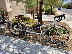 Tandem / Cannondale for Sale in Las Vegas, NV