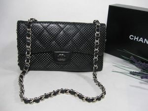 Chanel Black Leather CC Long Bag Wallet for Sale in Johnsburg, IL