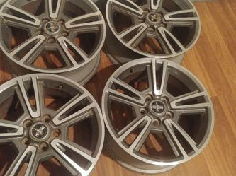 Size 7 Mustang Rims for Sale in Big Spring,  TX