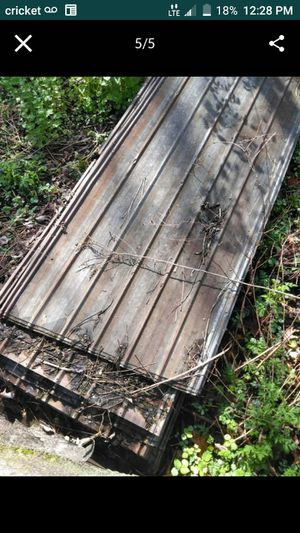 40 sheets of tin for Sale in Elmira, NY