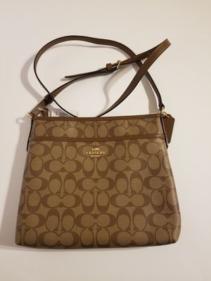 AUTHENTIC! NEW WITH TAGS COACH CROSSBODY! for Sale in Garland, TX