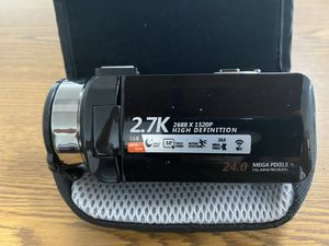 DVcam 2.7K like new for Sale in Fort Worth, TX